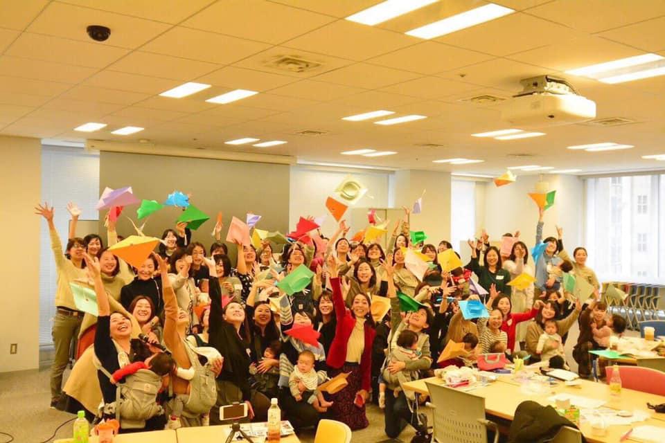 【レポート】ぷちでガチ!育休MBA~100名超の復職直前のママとベビちゃんに囲まれて~@大阪